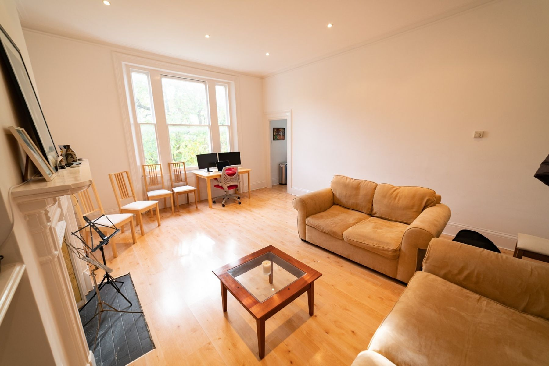 Abbey Road Living Room
