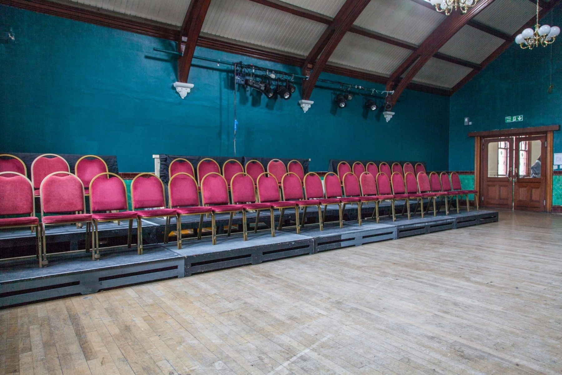 The Assembly Room, Stanley Halls (per hr daytime only)
