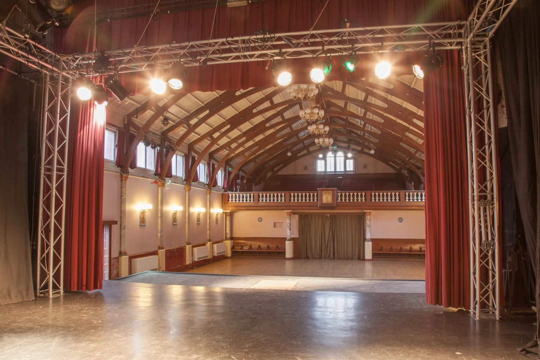 The Stanley Hall (rehearsals only)