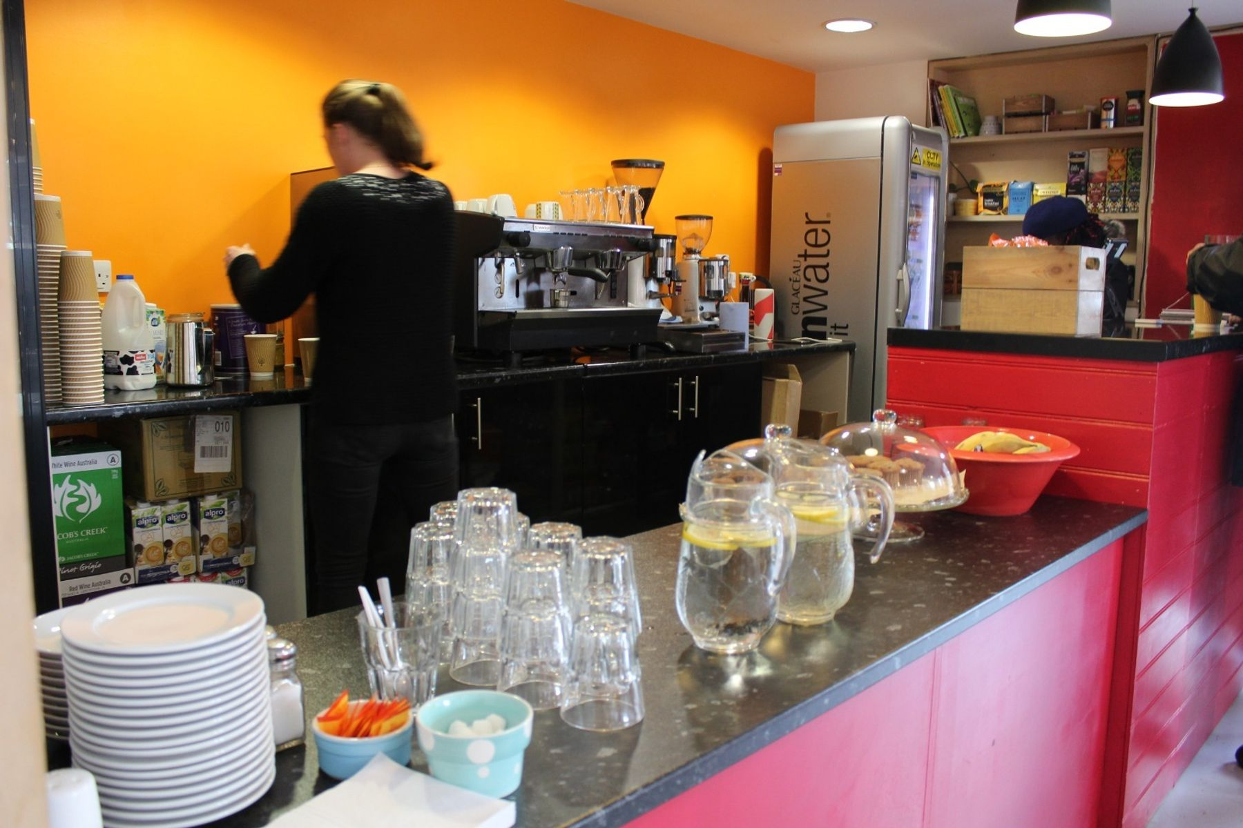 Brixton People's Kitchen - Cafe space for hire