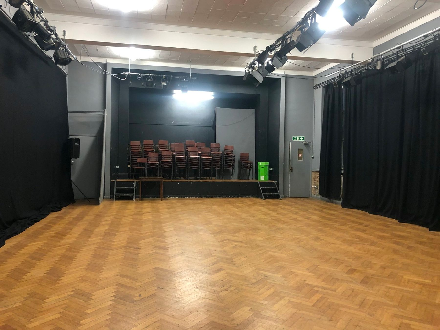 Theatre & rehearsal space in Upton Park, East London