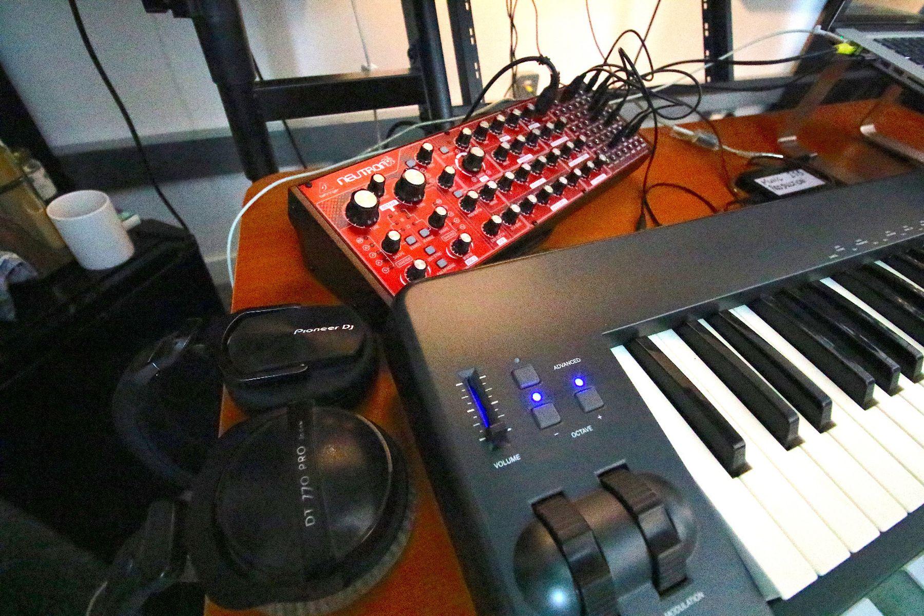 Affordable North London Music Studio