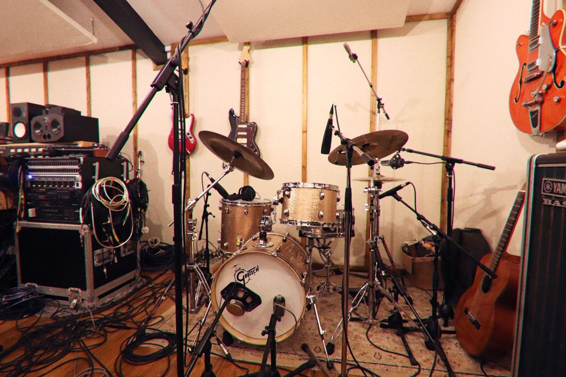 Recording Studio Hire London Fields Weekends