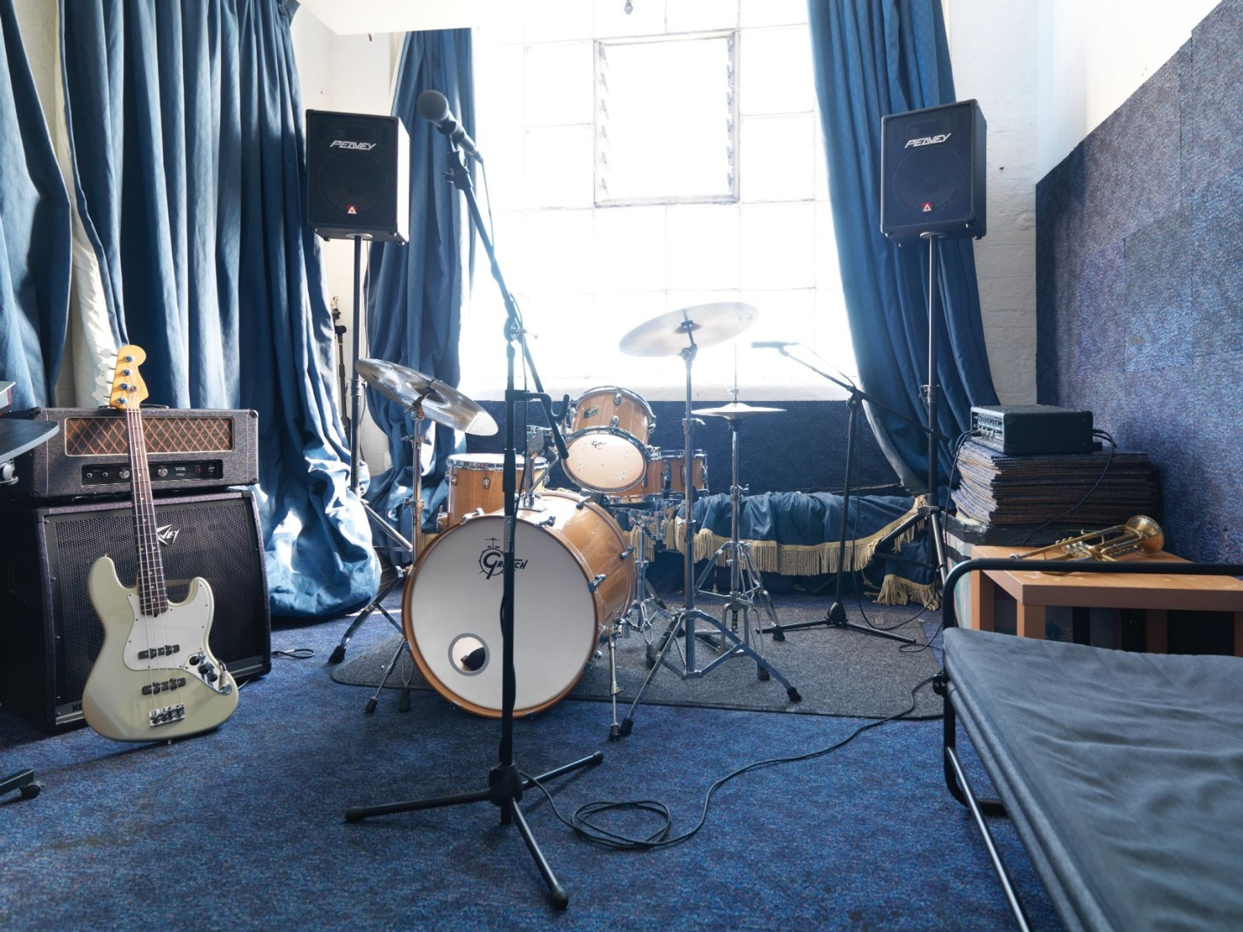 Stratford rehearsal and recording studio