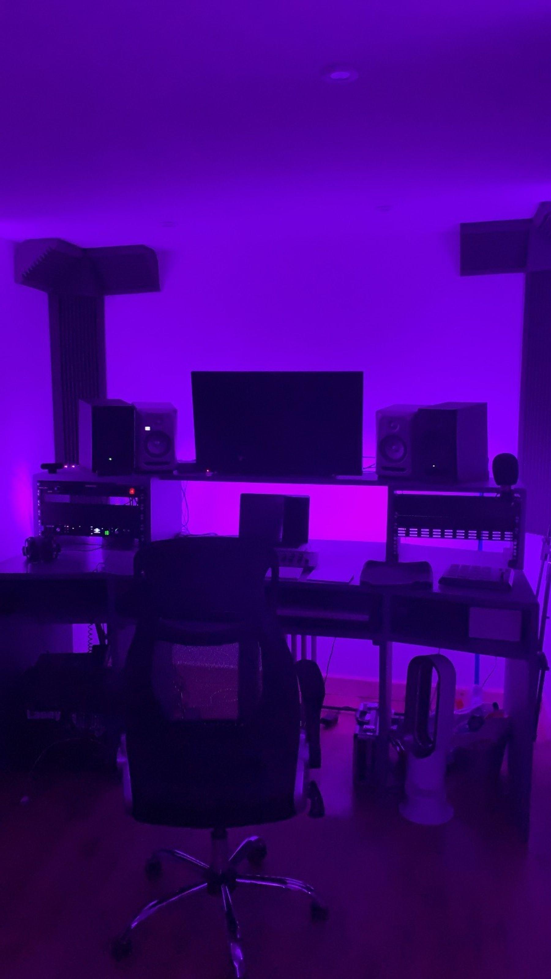 Studio for hire