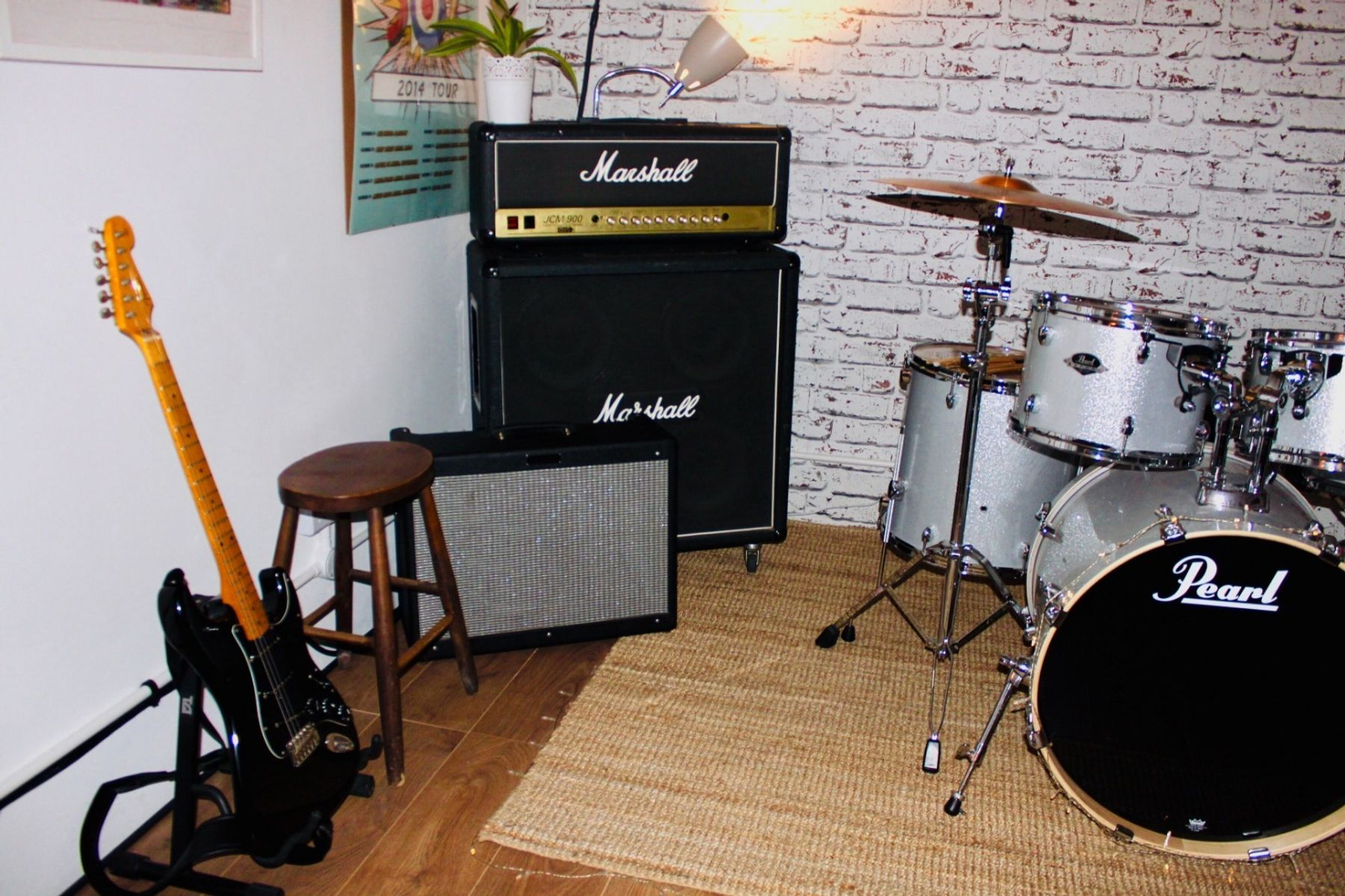 Tiger Studio Rehearsal & Music Production Space