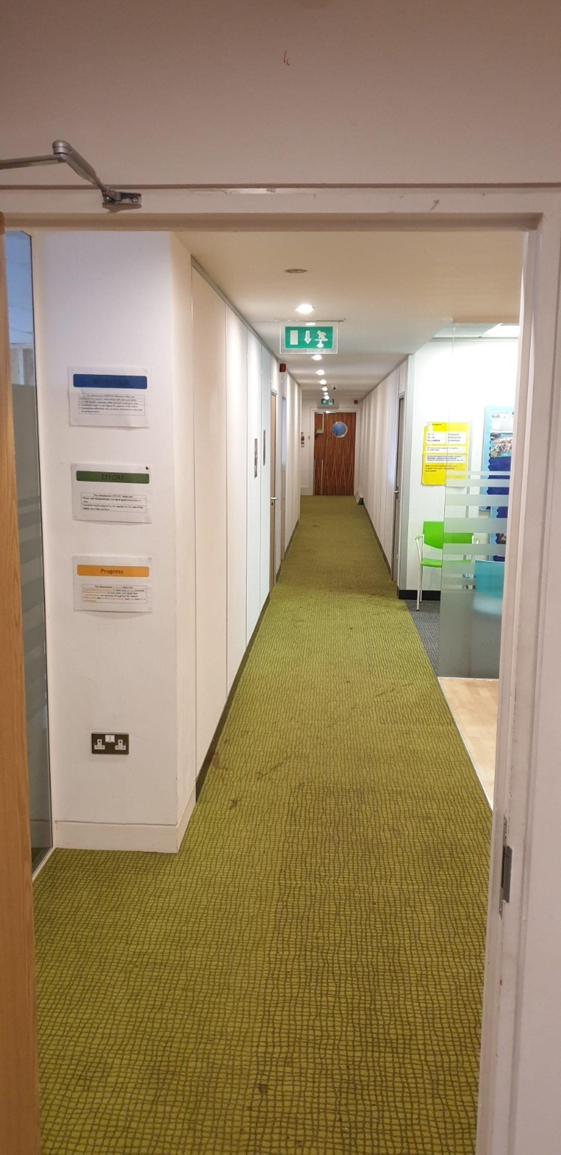 Wembley Corridor