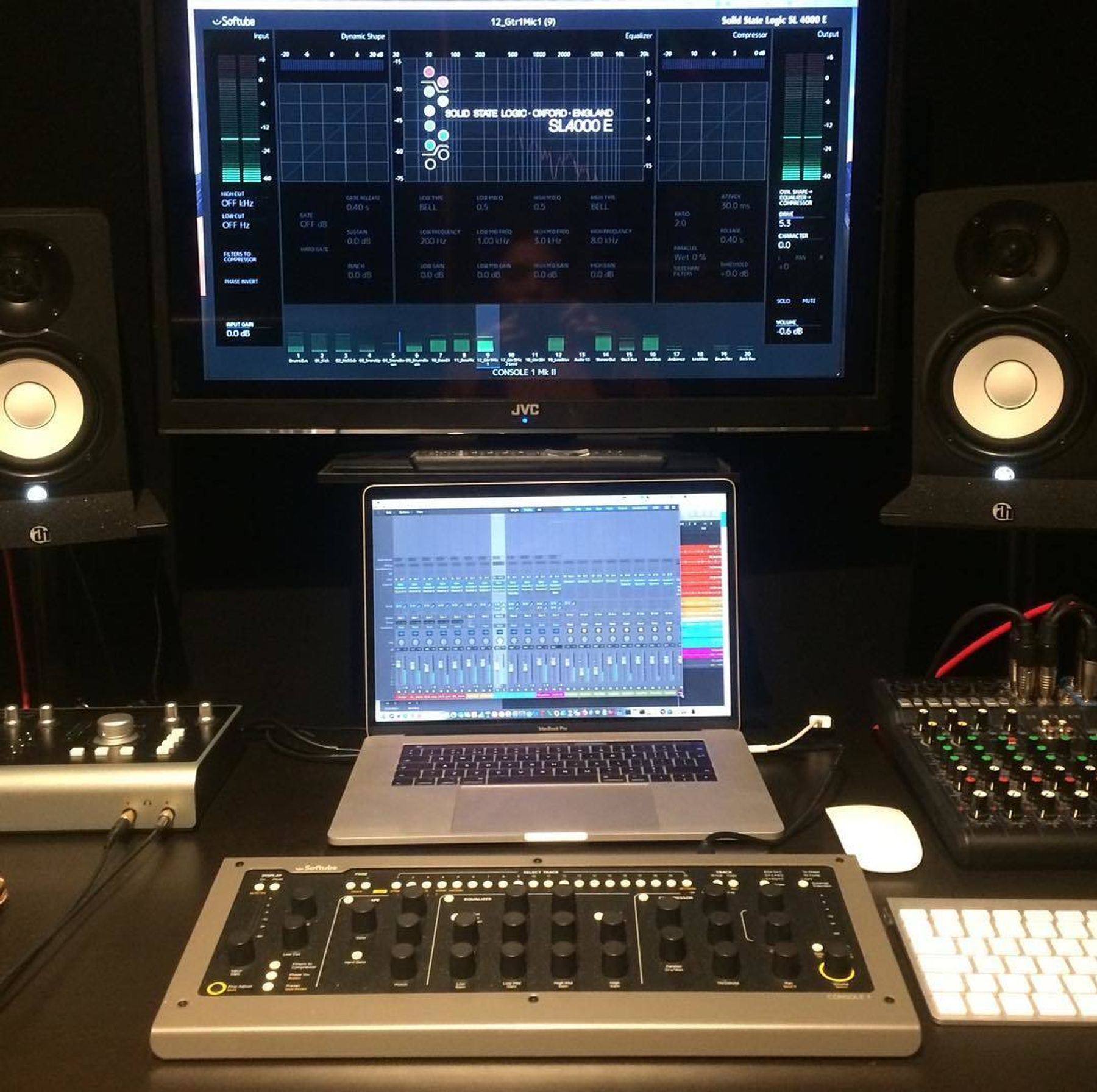 Song Like A Pro - Recording Studio in East London