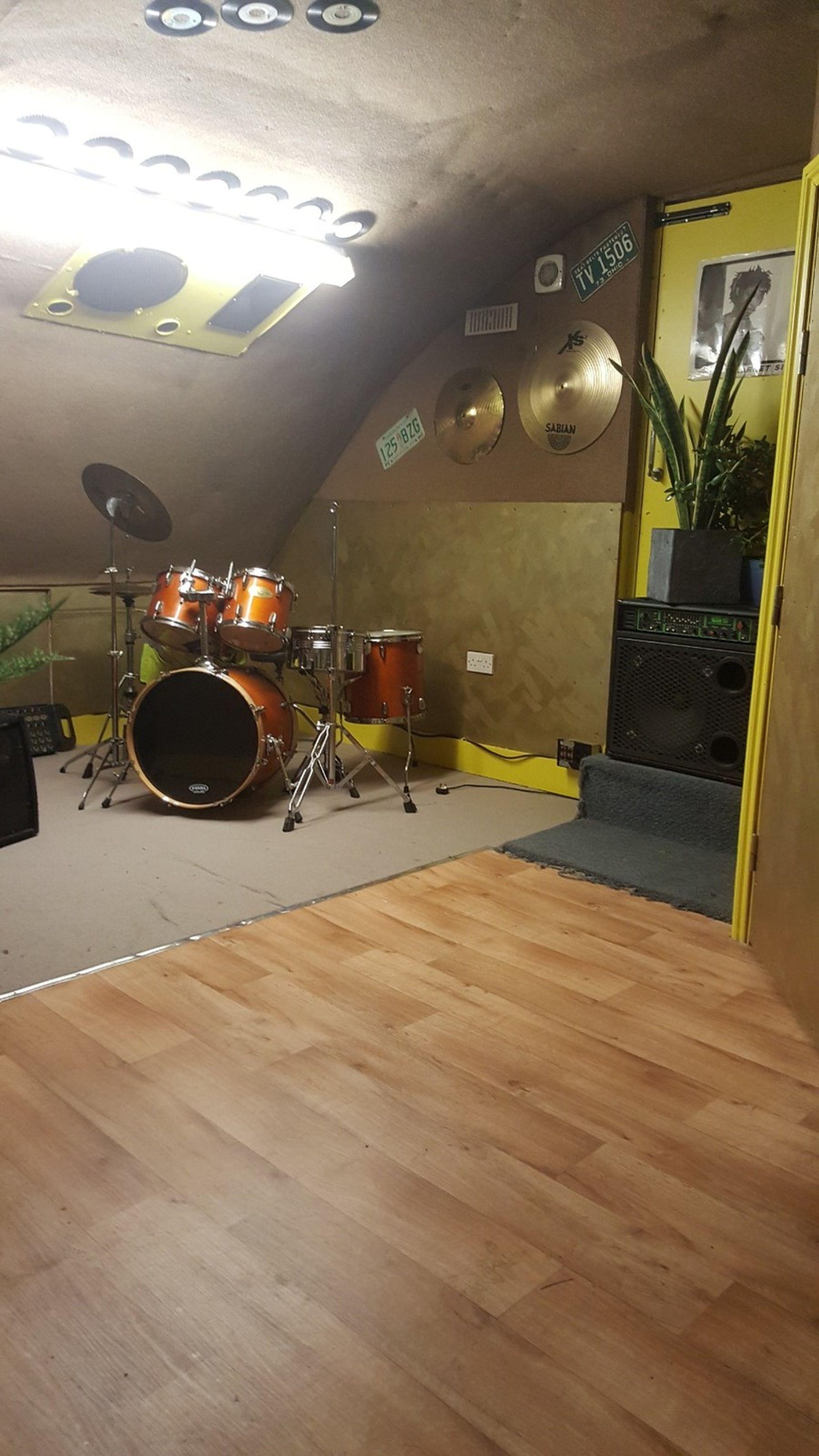 Music Rehearsal Space