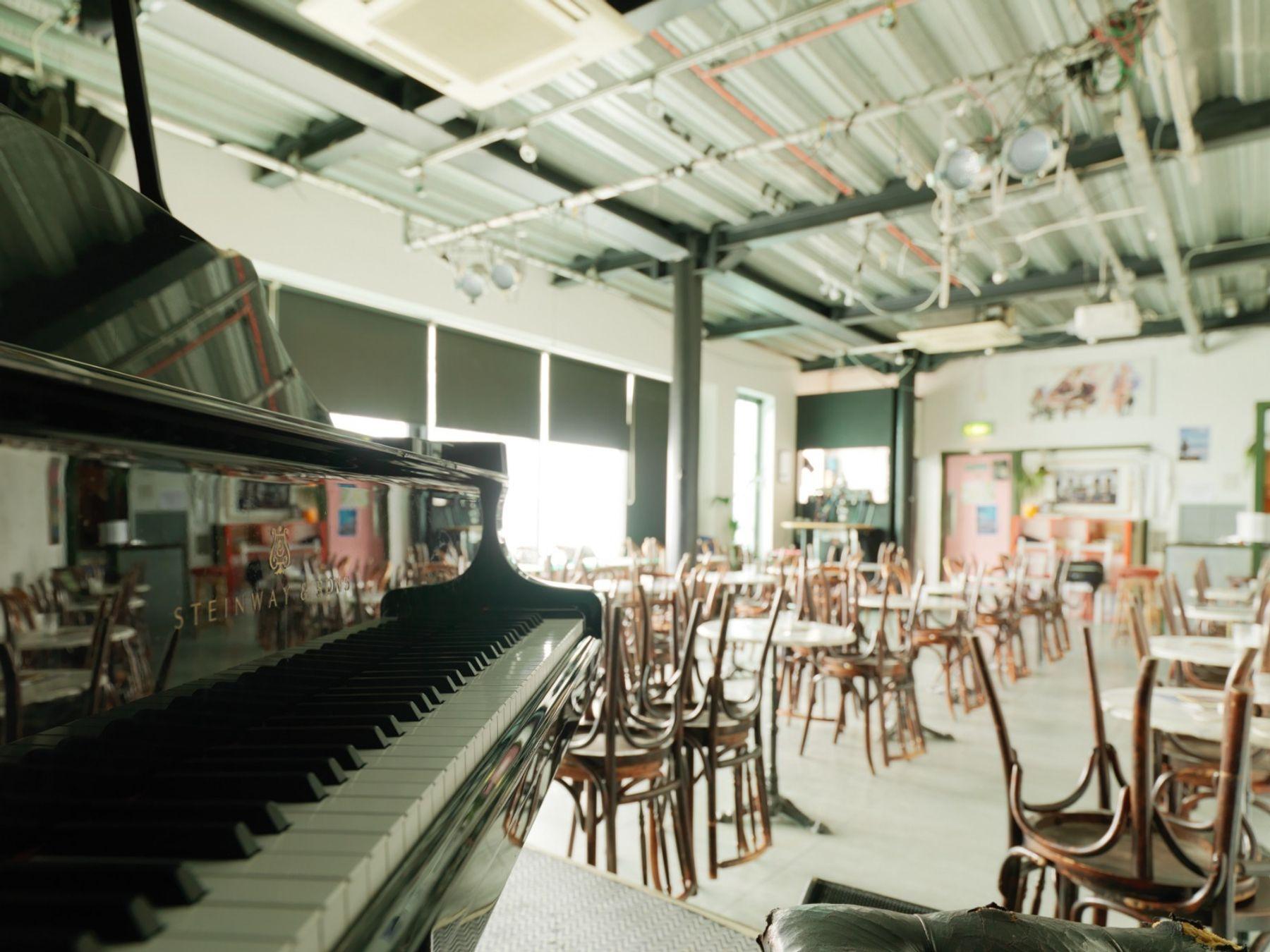 Daytime Hire at the Vortex Jazz Club (Dalston) - Weekdays