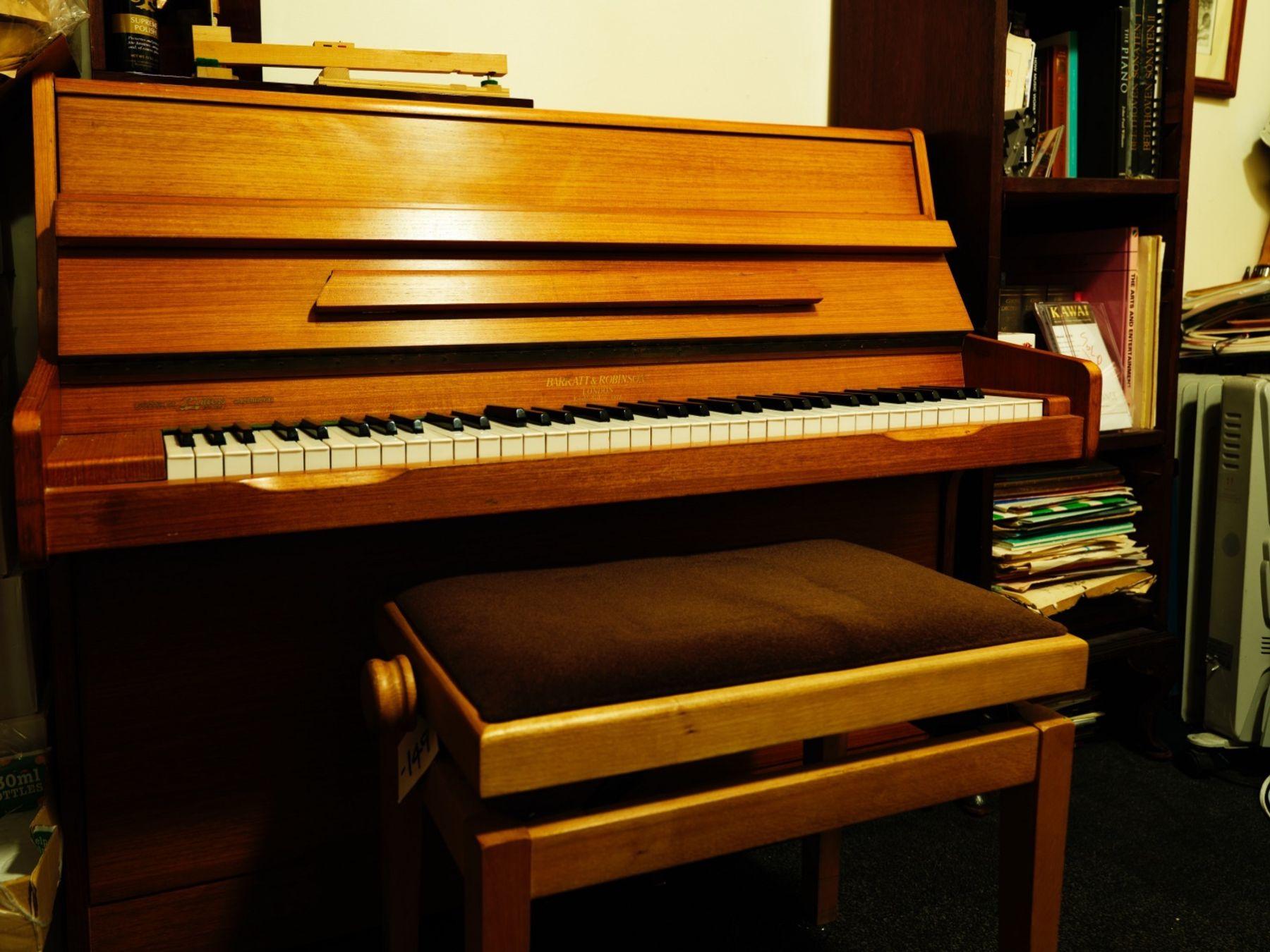 Piano studio hire - Studio 1