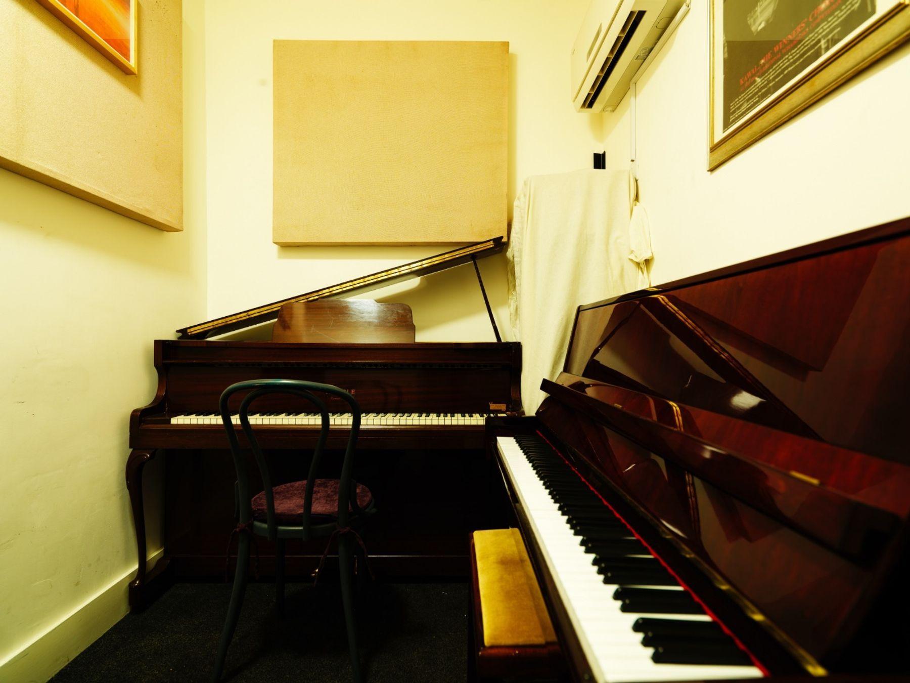 Piano studio hire - Studio 4
