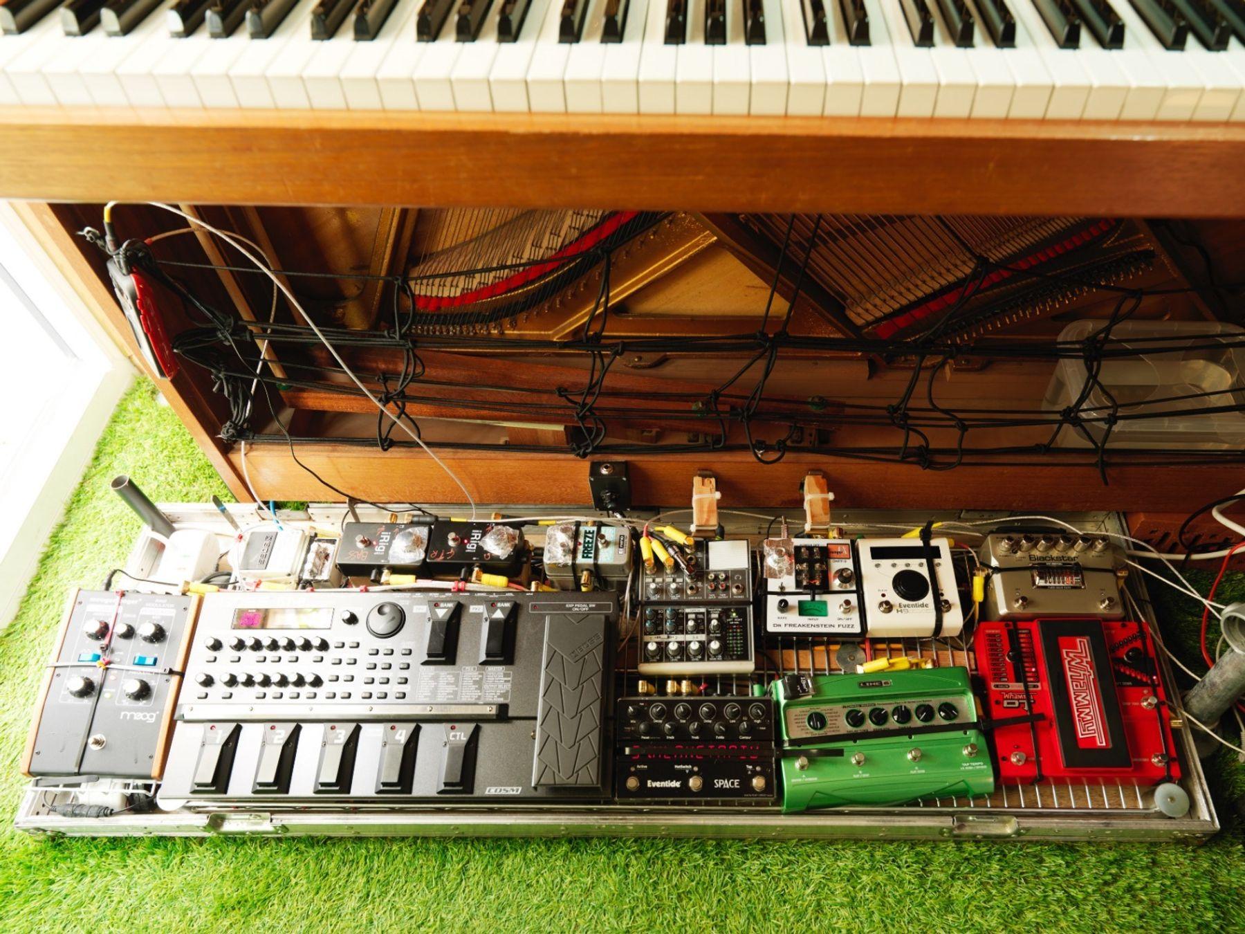 Sound Terrace studio