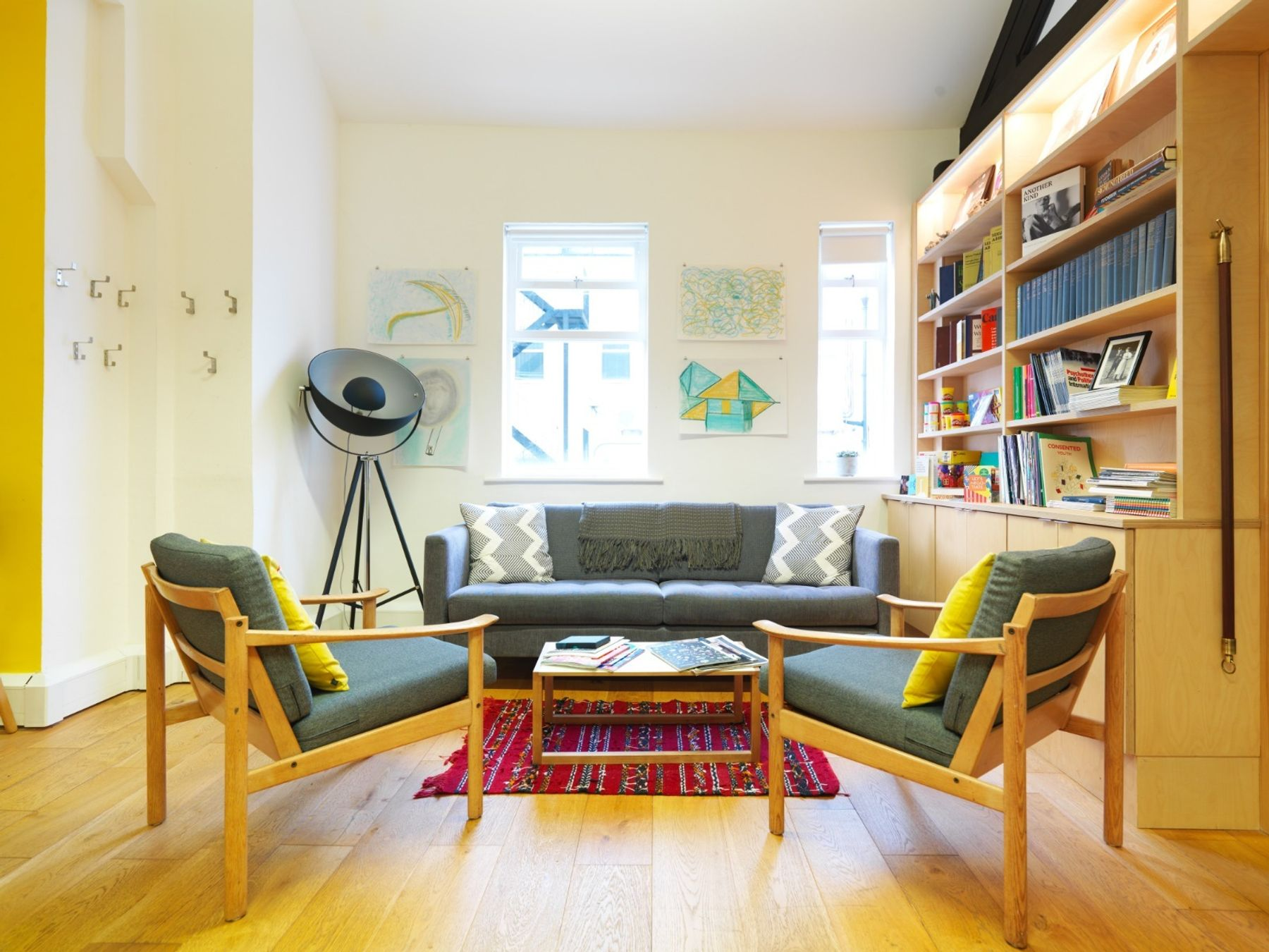 The Workspace - versatile space for workshops in Clerkenwell