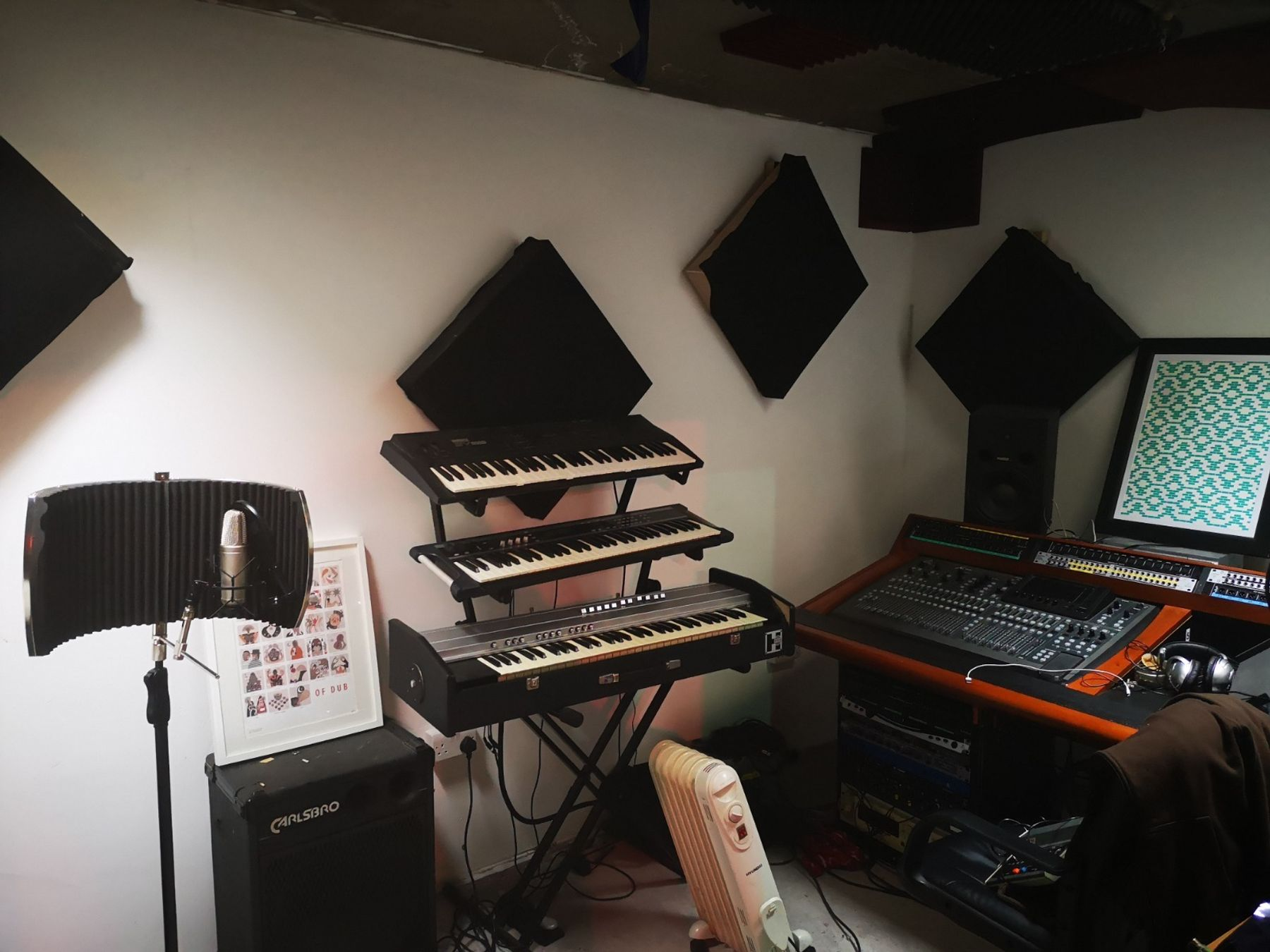 The Room Studios (Writing Room)