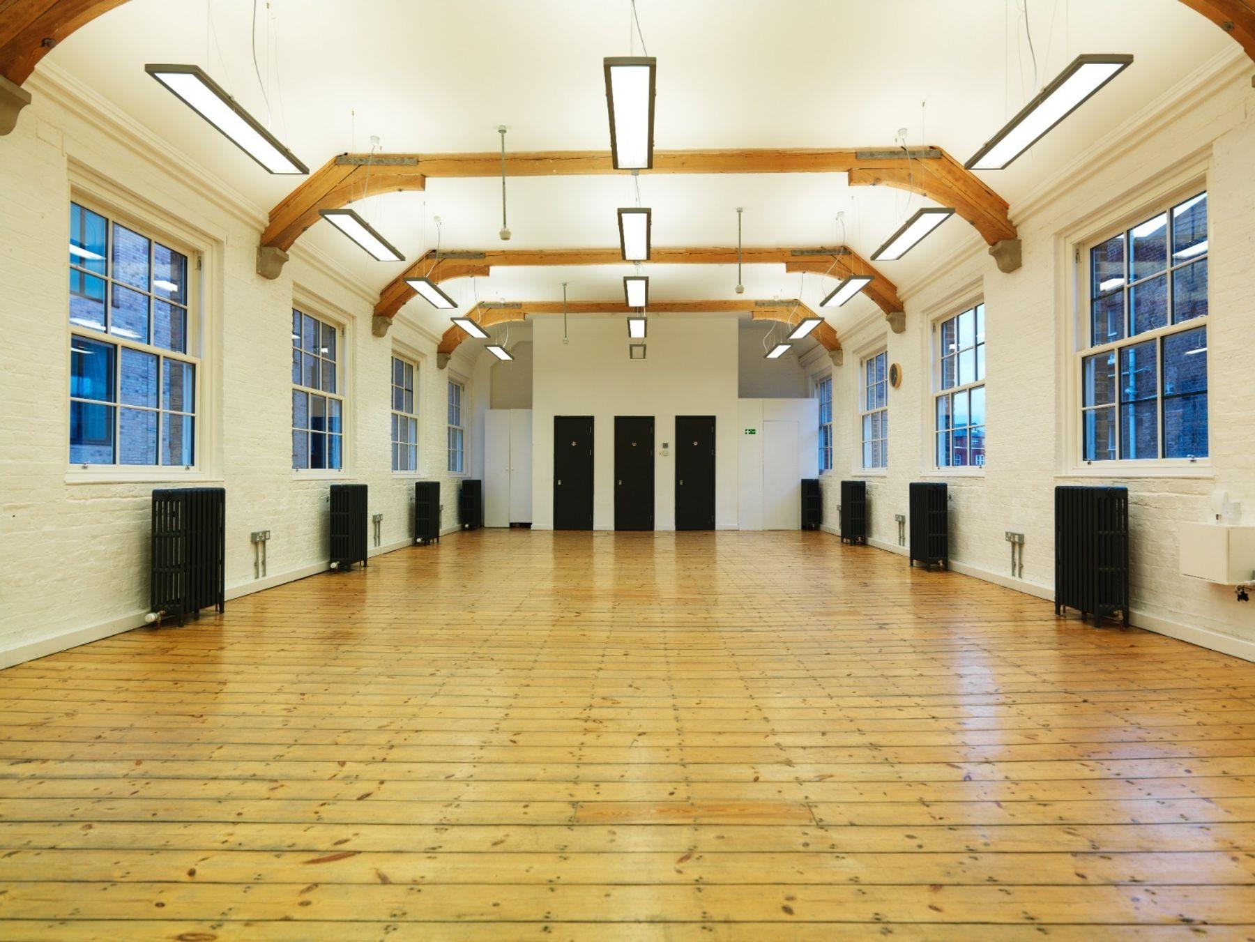 The Artworks Classrooms - Carrington Room