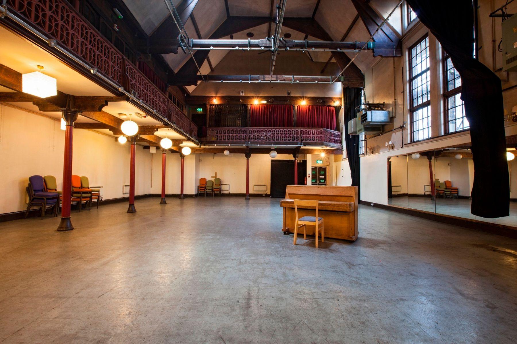 Union Chapel - Sunday School Hall