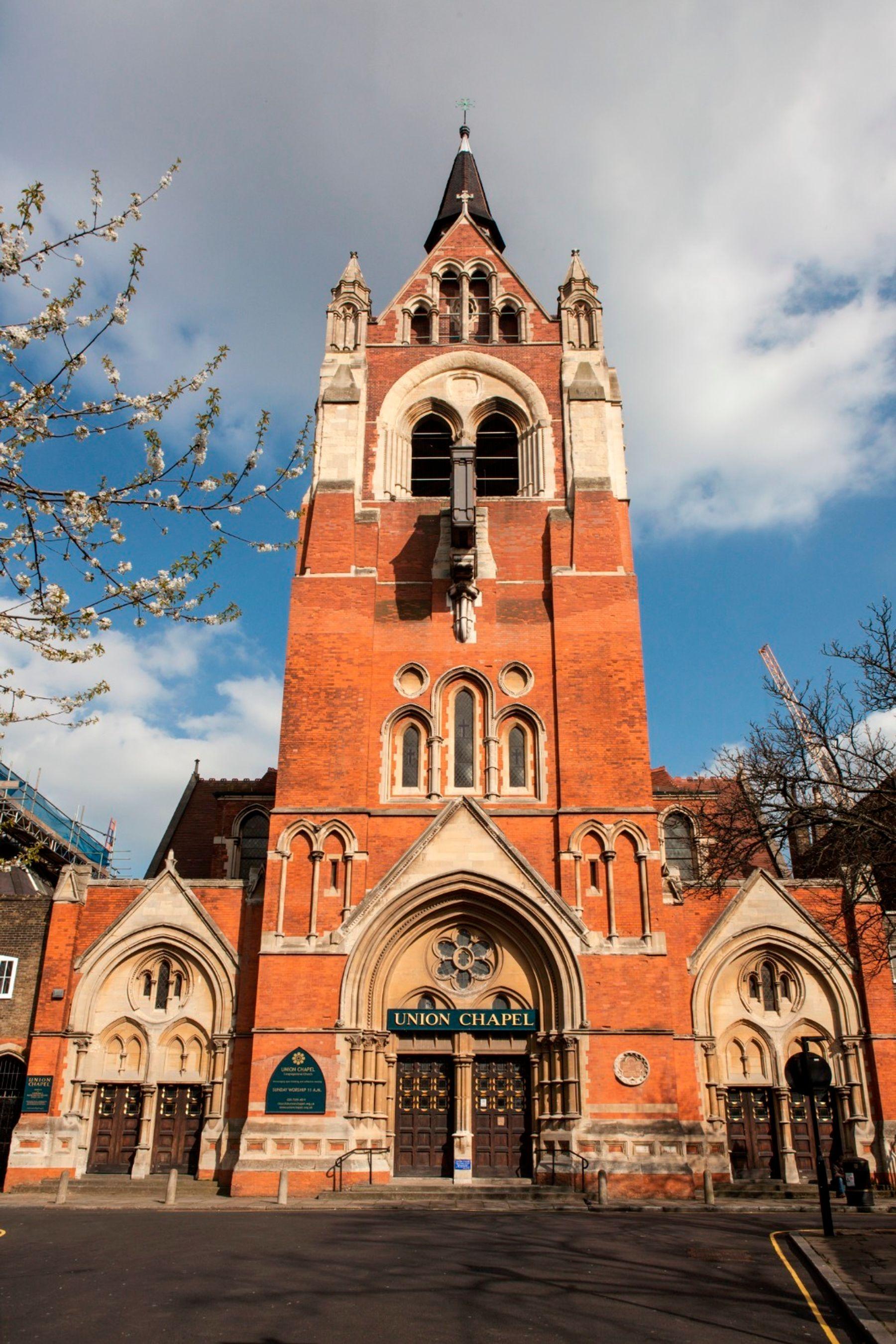 Union Chapel - The Chapel (Day Hire)