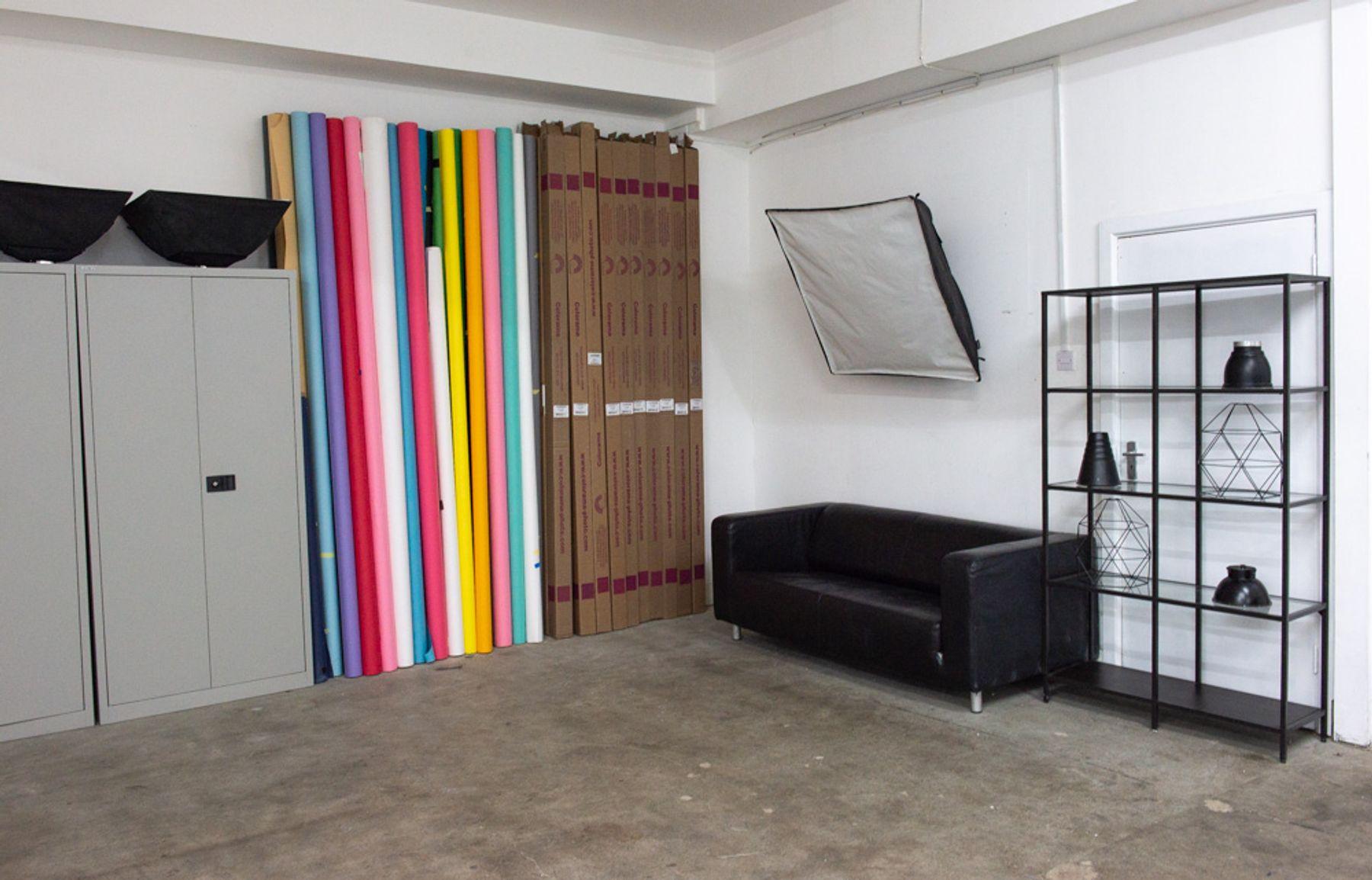 Photo and video studio