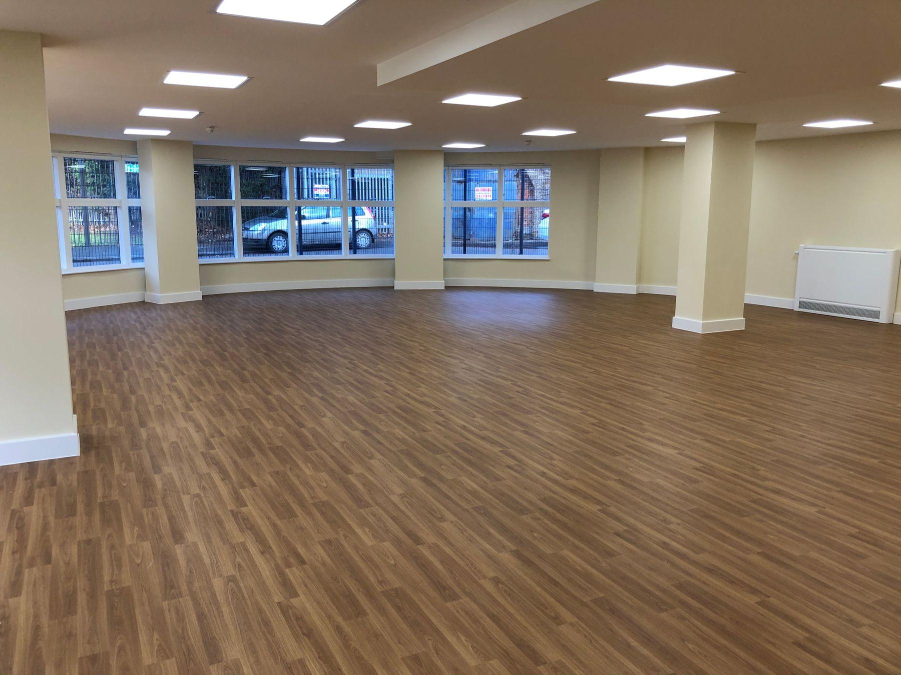 Brand New Community Hall