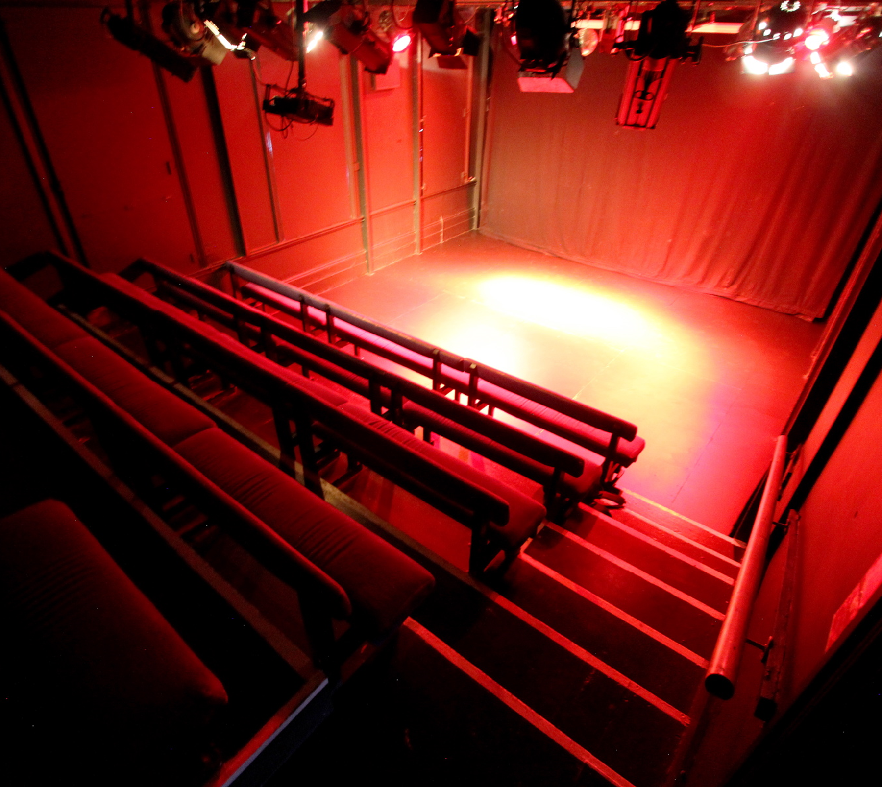 Etcetera Theatre - Rehearsals, filming, workshop.