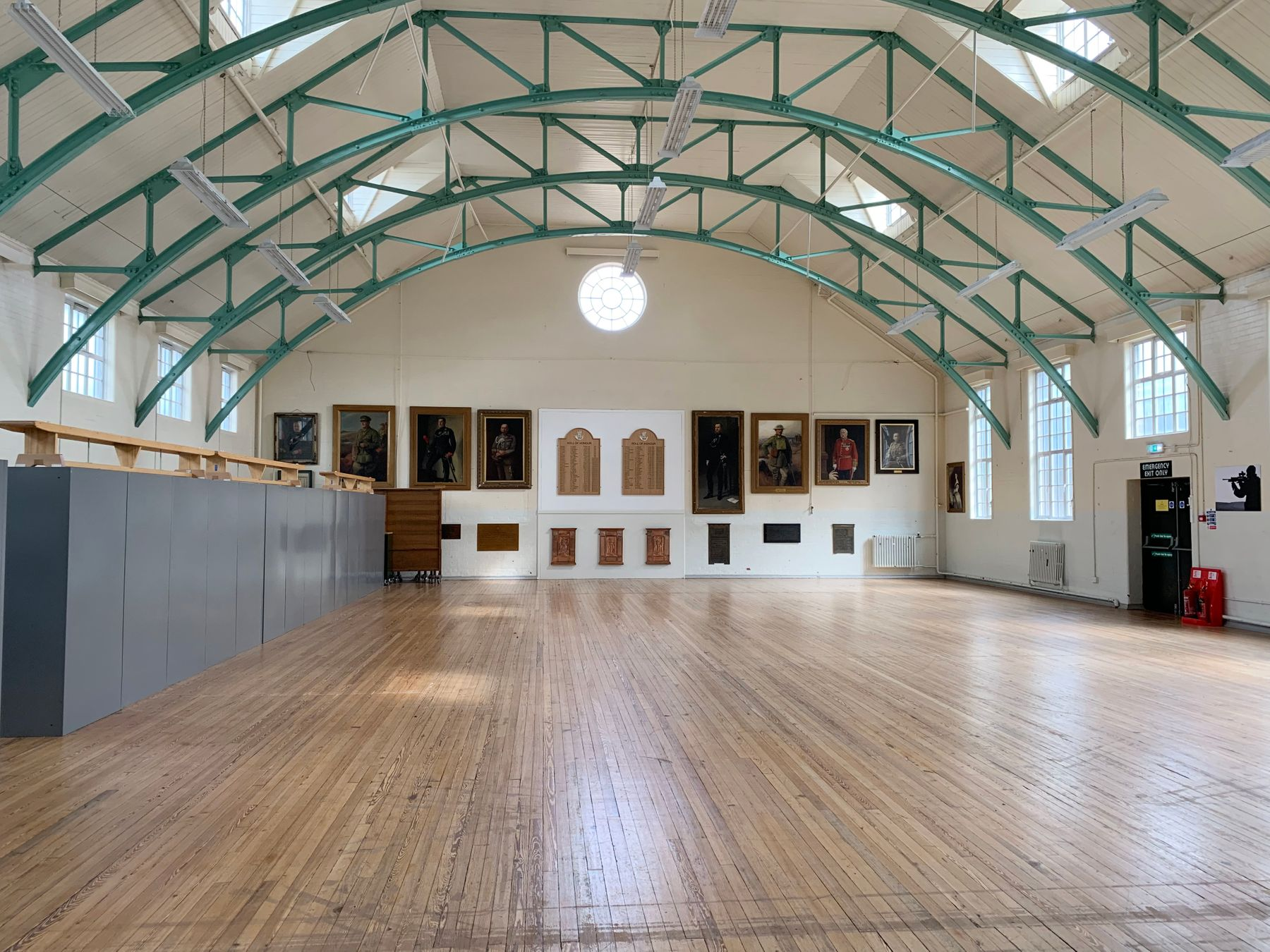 Large Hall - Hammersmith