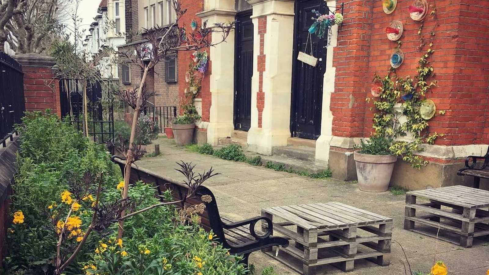 The Boleyn Room Rehearsal space in Upton Park, East London