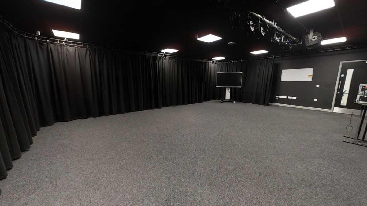 Harris Tottenham Drama Room