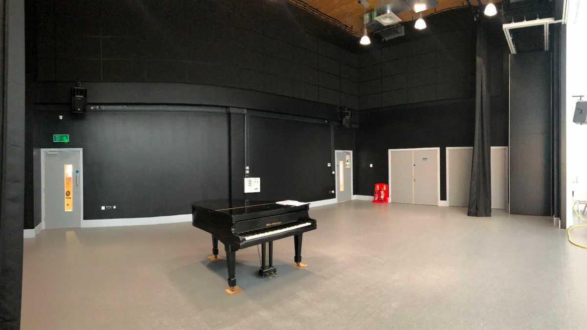 Harris Sutton Drama Studio