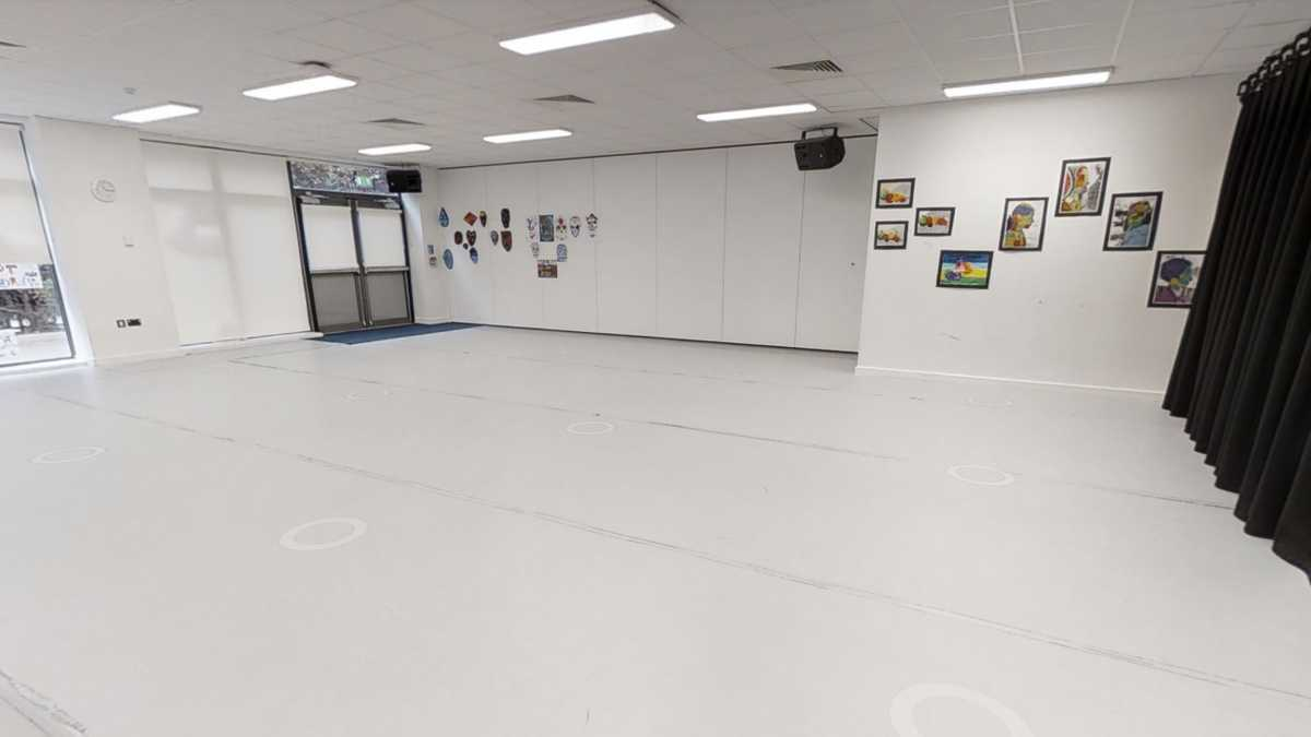 Performing Arts Room