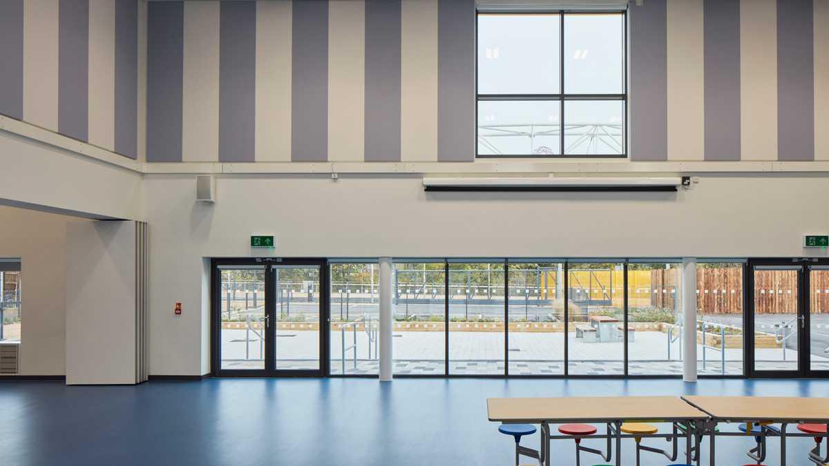 Main hall - primary