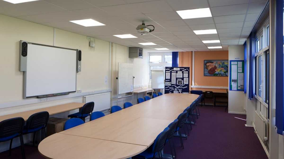 Sherwood meeting room