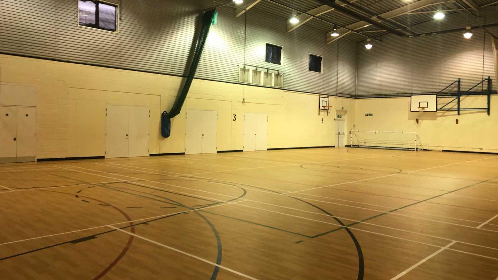 Original sports hall