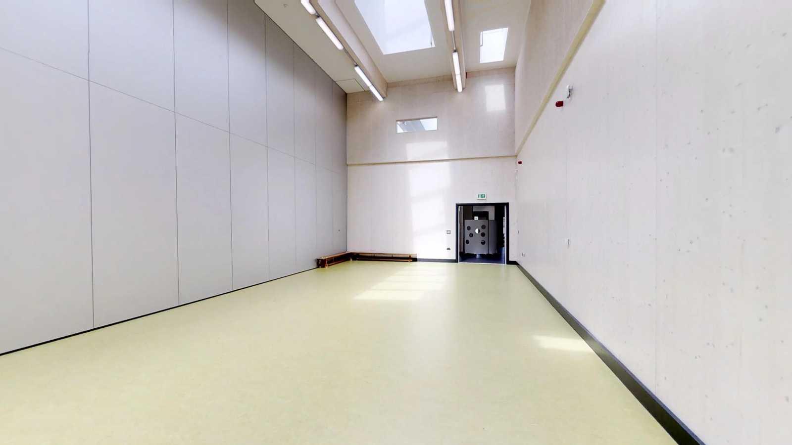 Smaller hall