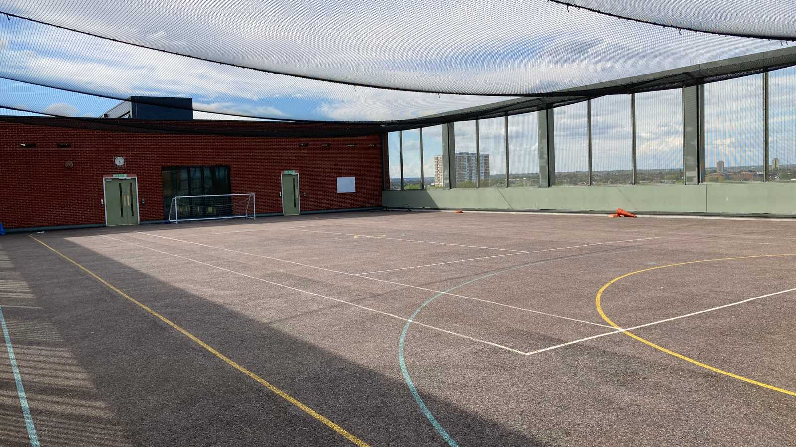 Rooftop Games space