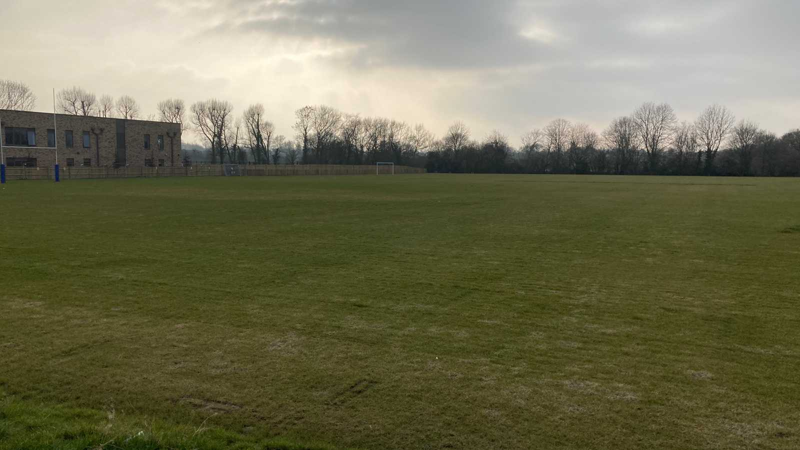 Football/Rugby Pitch
