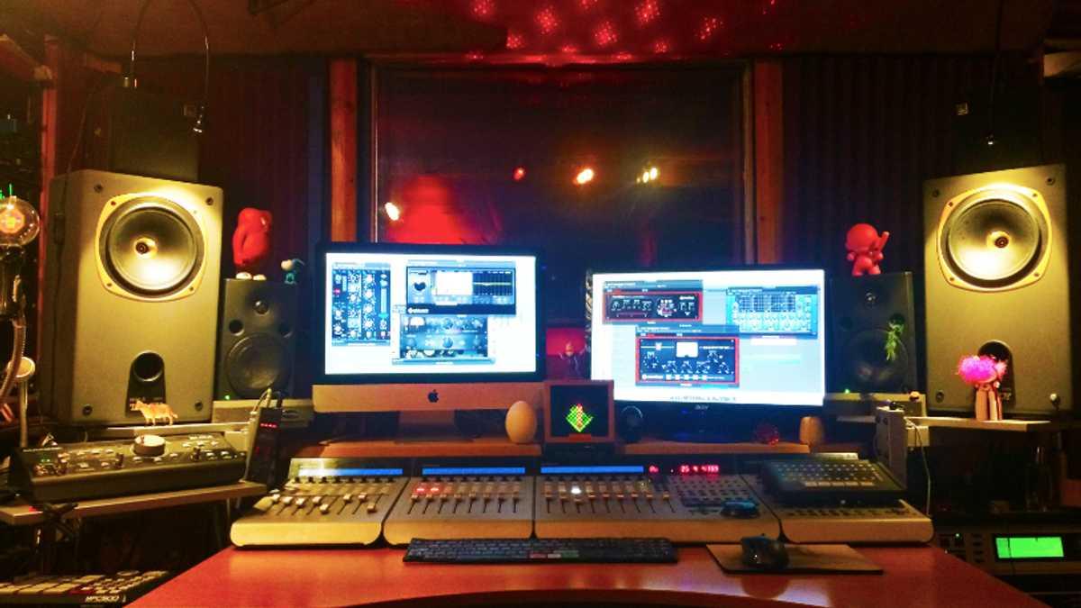 Cafe Music Studios (Recording/Mixing/Mastering Studio)