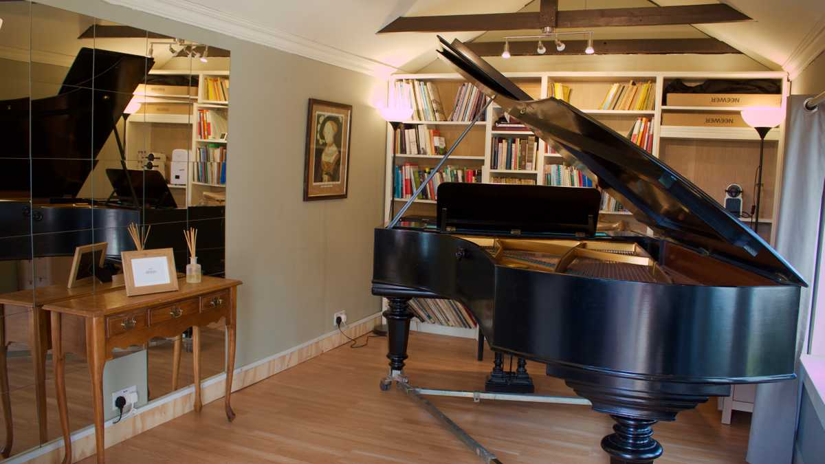 The Studio Falkland Lodge