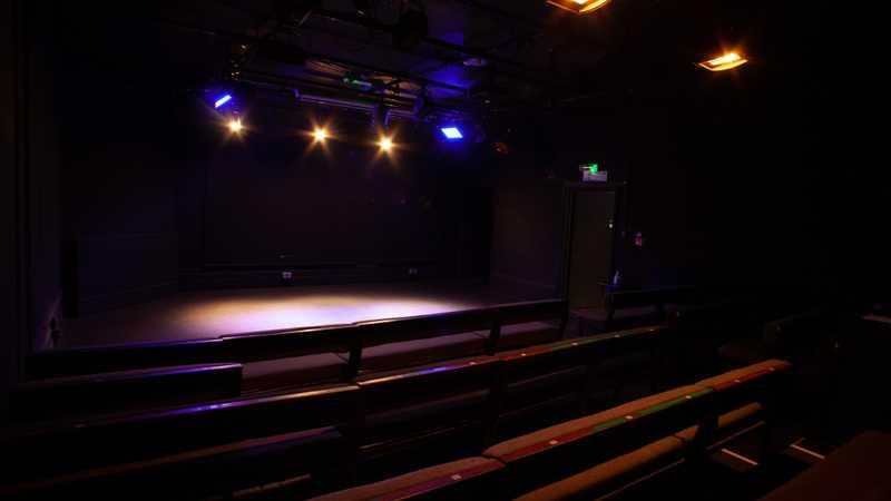 Black Box Studio Theatre