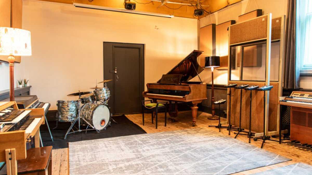The Crypt Studio 1