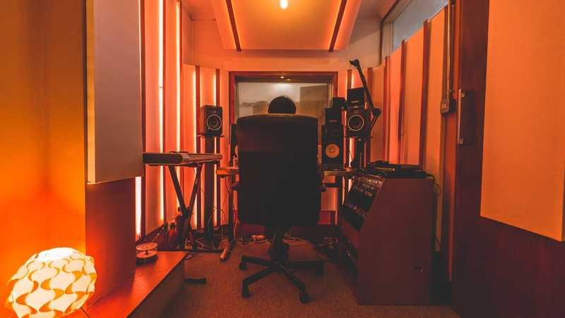 The Crypt Studio 2