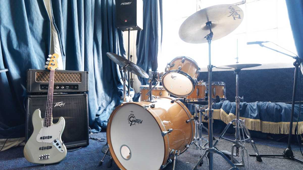 Stratford rehearsal and recording studio