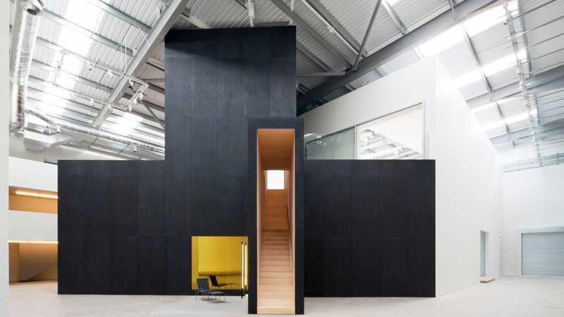 Studio Wayne McGregor - Gallery Space