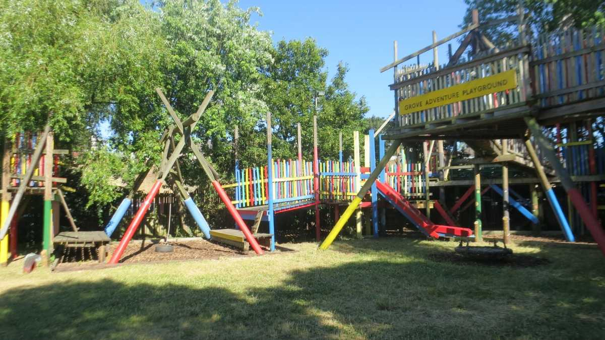Grove Adventure Playground