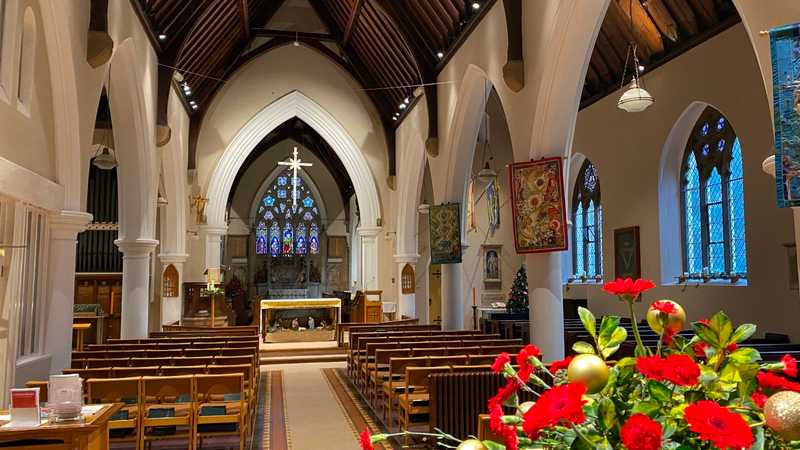 Holy Trinity Church, Bengeo