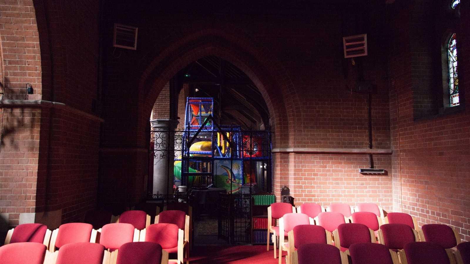 The Sherriff Centre at St James Church