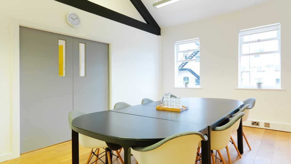 The Library - ideal for podcast, readings in Central London