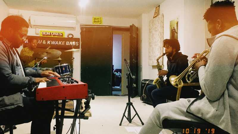 The Room studios Rehearsal Room