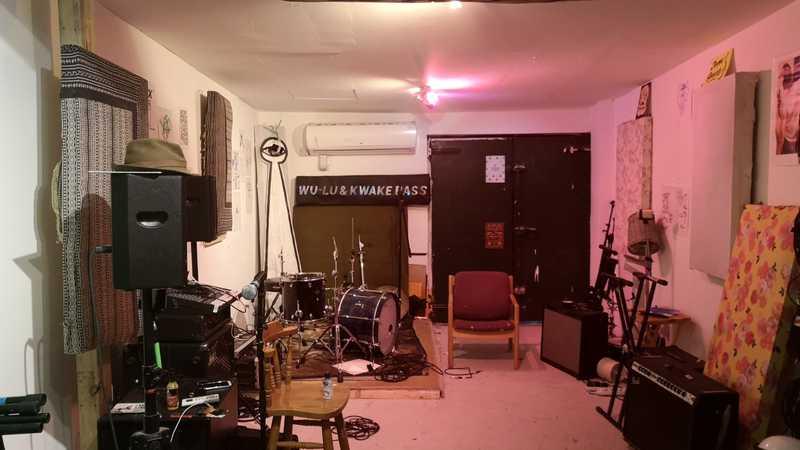 The Room Studios (Writing Room)