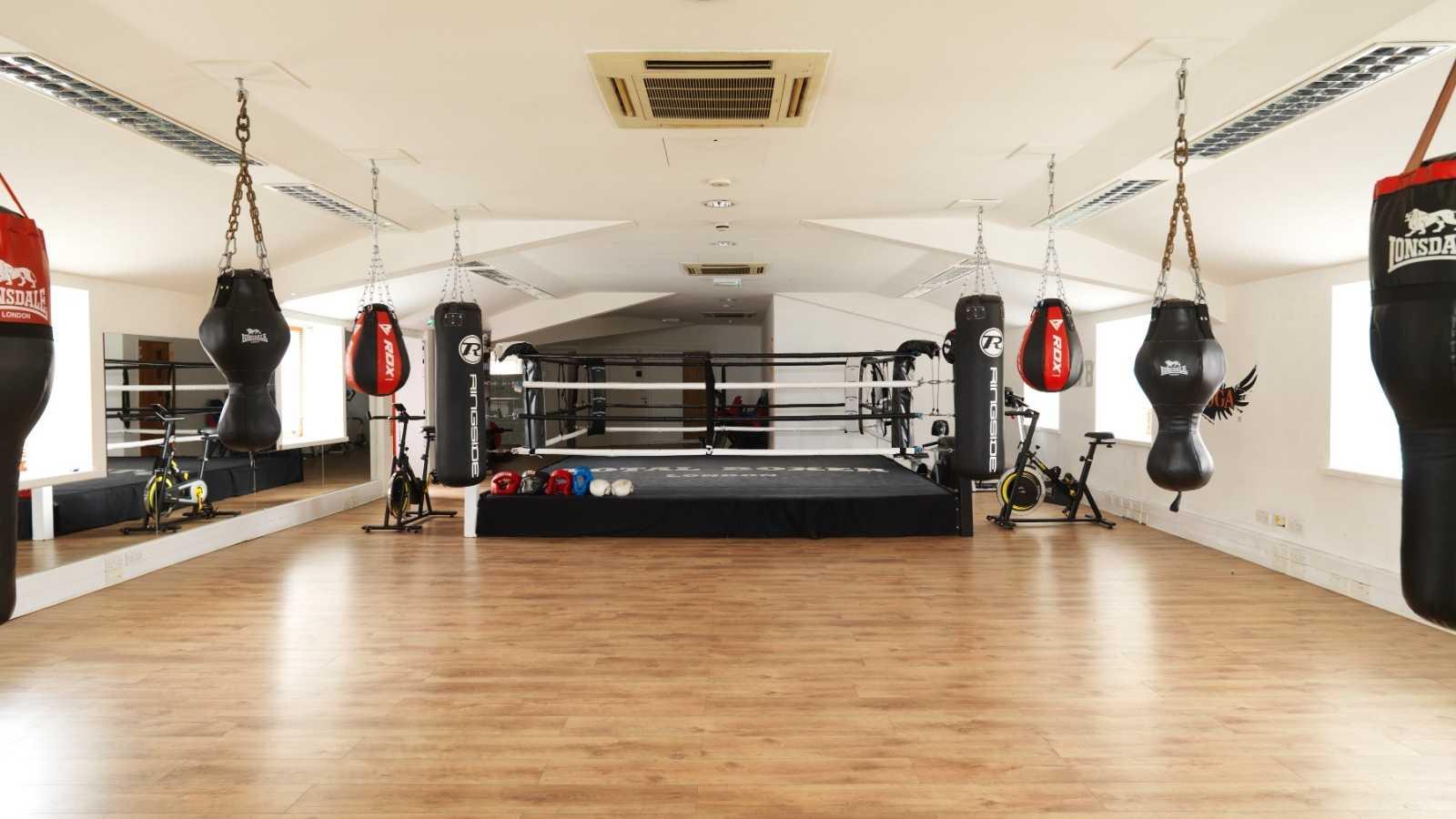 Gym - Whole venue